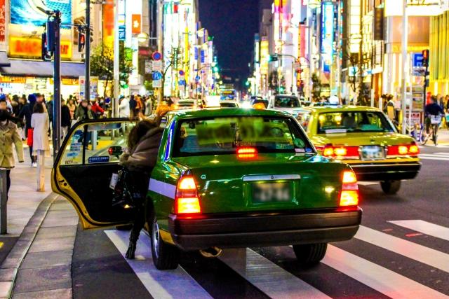 タクシー日報 アイキャッチ